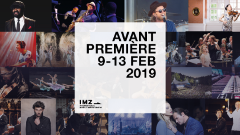 Be part of Avant Première from 9-13 February 2019! – IMZ