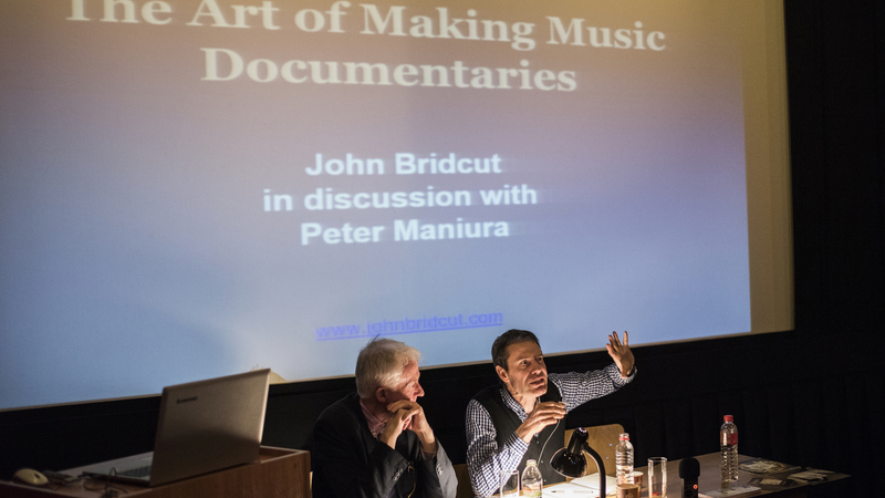 """This was the IMZ Academy Session """"The Art of Making Music"""
