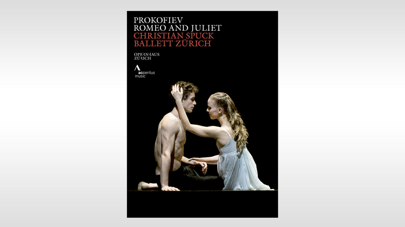 DVD + Blu-Ray: Romeo and Juliet – A ballet by Christian Spuck ...