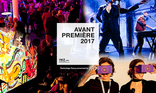 Thank you! This was Avant Première 2017!